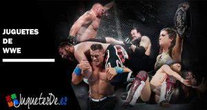 Juguetes de  WWE