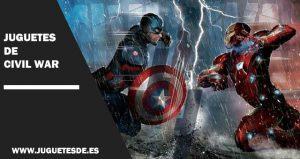 Juguetes de civil war