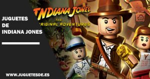 Juguetes de Indiana Jones